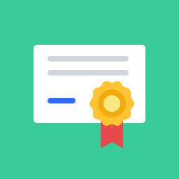 certificate-flat